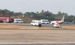 Kerala: Air India Express flight makes emergency landing in