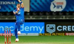 IPL 2021: Anrich Nortje joins Delhi Capitals bio bubble after three COVID negative tests