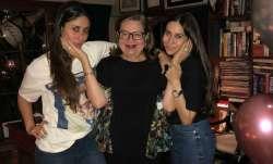 Karisma and Kareena Kapoor share endearing posts for mom Babita on her 74th birthday