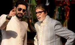 Abhishek Bachchan, Amitabh Bachchan, Bollywood