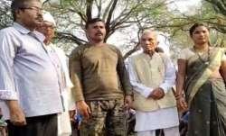 Jammu, CRPF commando, Naxals, abduction, CRPF commando abduction, Chhattisgarh jungle, Naxals, killi