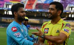 IPL 2021: It's MS Dhoni vs Rishabh Pant as CSK take on DC in their season opener