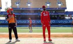 KL Rahul, david warner, pbks vs srh toss, srh vs pbks toss, srh, pbks