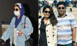 Vikas Gupta slams paparazzi for hounding Hina Khan as she returns to Mumbai for father's last rites
