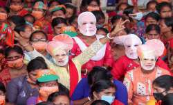 BJP, mega rallies, bengal polls, Bengal rally, Prime Minister Narendra Modi, top leaders, address ra