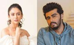 Arjun Kapoor & Rakul Preet Singh announce their first song together, 'The Good, The Bad, The Pretty'