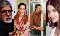 Amitabh Bachchan, Anushka Sharma, Prabhas, Navratri, Gudi Padwa