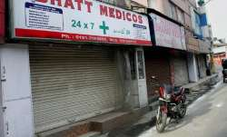 Shops in Haryana to remain closed after 6 pm from tomorrow