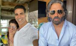 COVID-19: After Akshay Kumar, Suniel Shetty begins initiative to provide oxygen concentrators