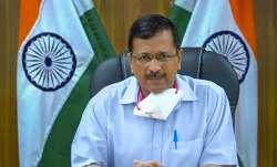 Delhi CM Kejriwal announces Rs 50,000 ex gratia for