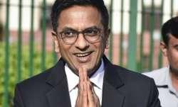 SC judge D Y Chandrachud