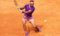 Nadal, Djokovic enter quarters of Italian Open