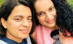 Kangana Ranaut's sister Rangoli to sue Anand Bhushan for cutting ties with actor