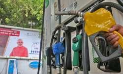 petrol diesel price today