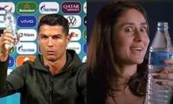DYK before Cristiano Ronaldo Kareena Kapoor aka Geet in Jab We Met endorsed water