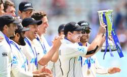 NZ dislodge India from top spot in ICC Test team rankings after series win over England