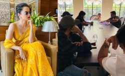 Kangana Ranaut holds preproduction meet as she ventures into digital space with Tiku Weds Sheru