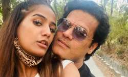 Is Poonam Pandey pregnant with her first child with husband Sam Bombay? Actress answers