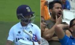 WTC Final: Indian fan's reaction after Ajinkya Rahane's dismissal goes viral on social media