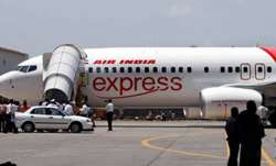 air india express flight