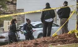 Five killed, hours long standoff, California, california latest international news updates,  Kern Co