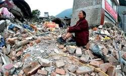 Tangshan earthquake 1976