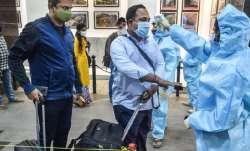 Karnataka Lockdown: RT-PCR report must for those coming