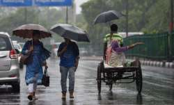 Heavy rainfall to continue over west coast; intensity