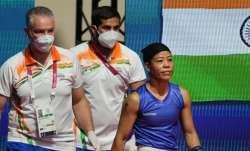 Mary Kom of India