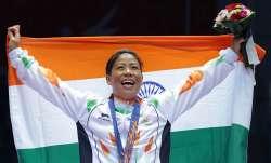 M.C Mary Kom of India