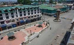 COVID: Weekend lockdown lifted in Jammu and Kashmir