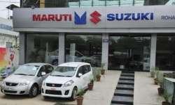 Maruti Suzuki reports Q1 net profit at Rs 475 crore