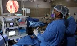 liver transplant bsf constable gwalior