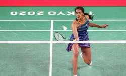 PV Sindhu makes winning start at Tokyo Olympics; beats Polikarpova in straight games