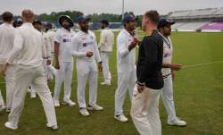 India's warm-up match against County XI ended in a draw