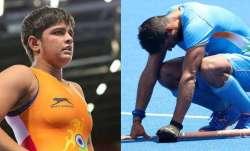 Sonam Malik and Rupinder Pal Singh