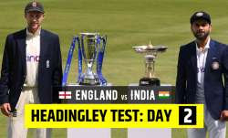 England vs India Live Score 3rd Test Day 2: Live Updates from Leeds