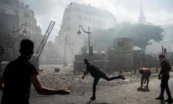 beirut clashes