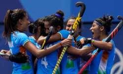 India women hockey team