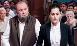 Taapsee Pannu, Anubhav Sinha remember Rishi Kapoor as 'Mulk' complete three years
