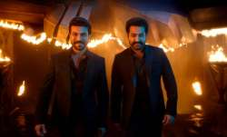 RRR song Dosti: Jr NTR and Ram Charan's new song celebrates friendship, watch music video