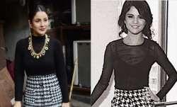 Shehnaaz Gill takes fashion inspiration from Selena Gomez