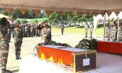 Pilots Major Rohit Kumar and Major Anuj Rajput succumbed at