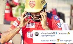 IPL 2021: BCCI Anti-Corruption Unit to check Deepak Hooda's Instagram post for possible breach of gu