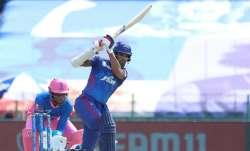 DC vs RR Live Score IPL 2021 Live Updates: Tyagi strikes early, removes Dhawan; Early setback for De