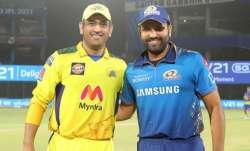 IPL 2021: CSK vs MI - MS Dhoni, Rohit Sharma set up blockbuster resumption of second leg in UAE