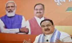 Jagat Prakash Nadda, inauguration, BJP Mahila Morcha, two day executive meeting, latest national new