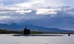 north korea us submarine deal