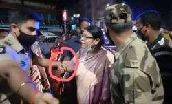 BJP demands suspension of Kolkata Police officer, alleges assault on Bhabanipur candidate