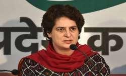 Shall we book your ticket to Punjab?': BJP needles Priyanka
